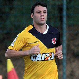 Kléber Treino Vasco (Foto: Marcelo Sadio/Vasco.com.br)