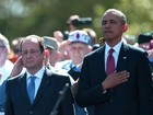 França inicia celebração dos 70 anos do Dia D com homenagem às vítimas