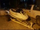 Suspeito de furtar moto aquática de casa é preso pela PM em Jundiaí