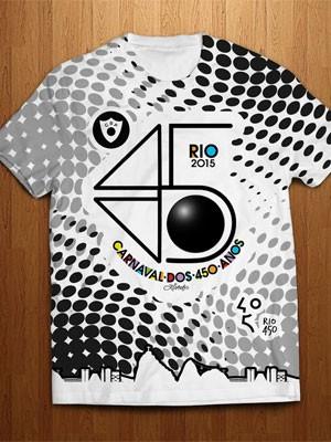 Camisa do Bola Preta será em homenagem aos 450 anos (Foto: Divulgação/ Bola Preta)