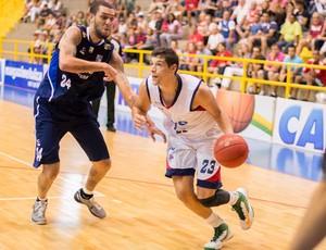 Franca x Minas basquete (Foto: Divulgação / Newton Nogueira)