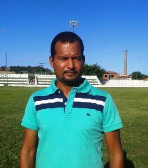 Alexandre Lima Barreiros FC (Foto: Divulgação)