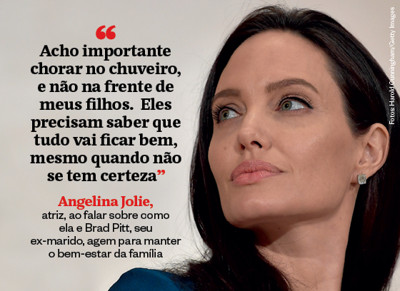 Frases que resumem a semana | Angelina Jolie  (Foto: Harold Cunningham/Getty Images)