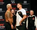 Em luta de gigantes, Mir e Hunt fazem evento principal do UFC na Austrália