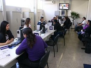 Unidade do Emprega Mogi em Mogi das Cruzes (Foto: Guilherme Berti/PMMC)