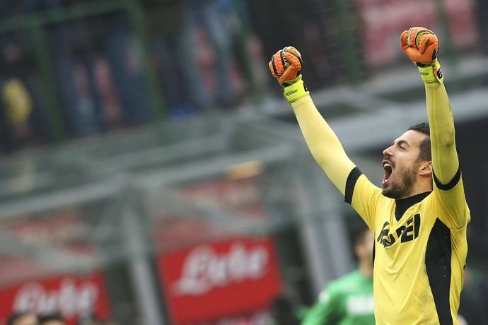 Andrea Consigli Sassuolo (Foto: Reuters)