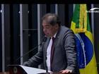 Interrogatório de Dilma no Senado: Hélio José pergunta