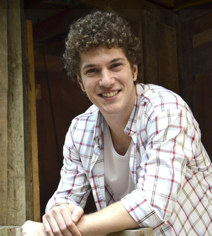 Caio Paduam viveu Gabriel em 'Malhação' (Foto: CEDOC/TV Globo)