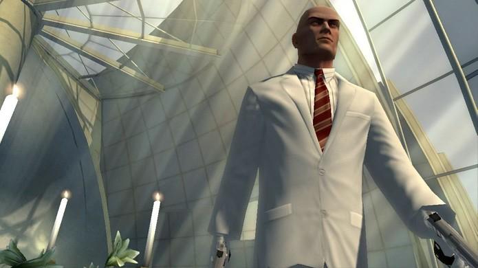 Com visual remasterizado, Hitman HD Trilogy trouxe 3 games da franquia para o Xbox 360 e PlayStation 3 (Foto: Reprodução/Game Spark)