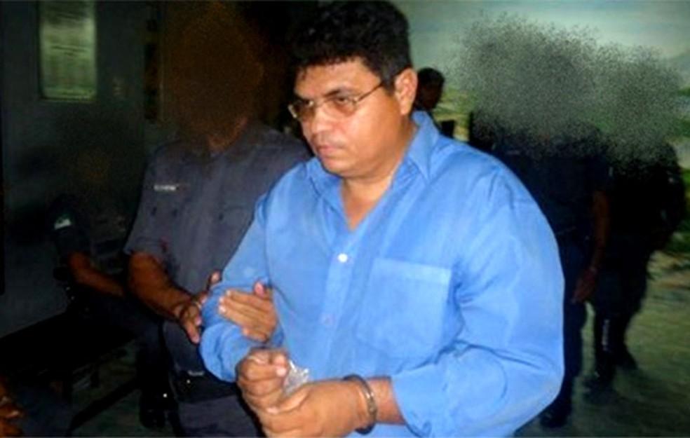 Gilson Neudo Soares do Amaral, ex-pastor evangélico  (Foto: Rosivan Amaral)