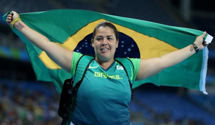 Marivania Oliveira é bronze na Paralimpíada (Foto: Fernando Maia/MPIX/CPB)