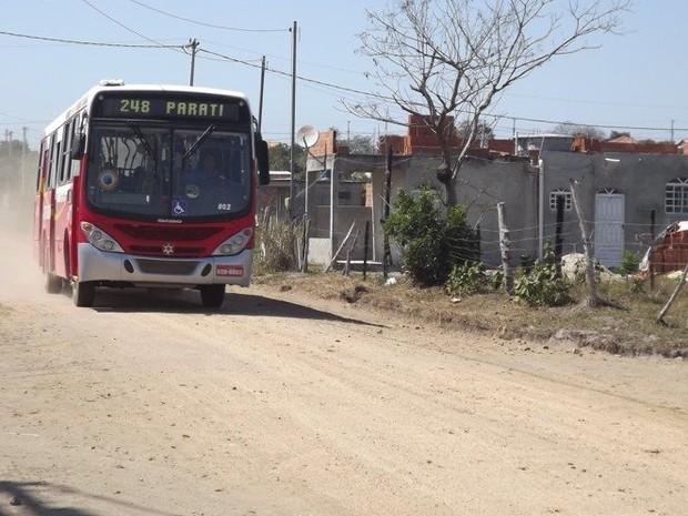 Obras de saneamento e alargamento de vias possibilitaram a abertura da nova linha (Foto: Samuel Ramos/Ascom)