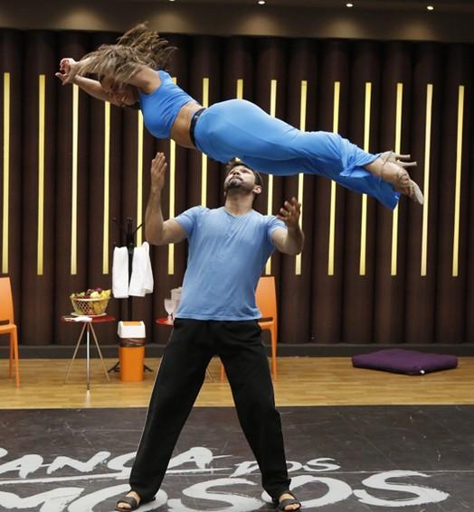 siga o 'dança'! (Fábio Rocha / Gshow)