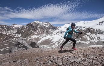 Brasileira se torna primeira mulher a alcançar topo do Aconcágua num dia