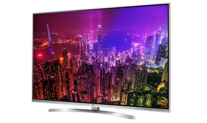 Smart TV da LG vem com painel 4K de 65 polegadas e recursos avançados (Foto: Divulgação/LG)