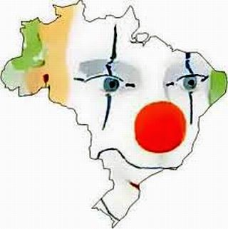 Brasil palhaço (Foto: Arquivo Google)