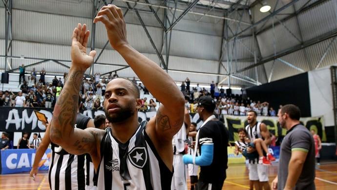 Liga Ouro, Botafogo, basquete (Foto: Satiro Sodré/SS Press/Botafogo)