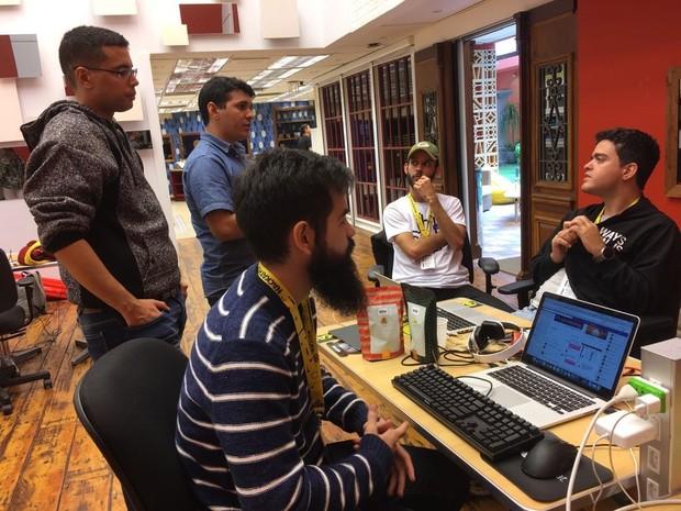 red_hat_hackathon_1 (Foto: Divulgação)