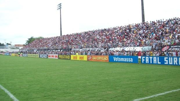 Estádio do ASA (Foto: Divulgação/Ascom)