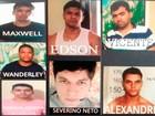 Polícia prende, em Alagoas, homens suspeitos de roubo a banco no NE