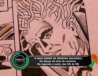 Minuto Cultural Londrina (Foto: Divulgação/RPC)
