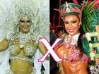 Gracyanne Barbosa ou Viviane Araújo: qual a melhor rainha do Rio?