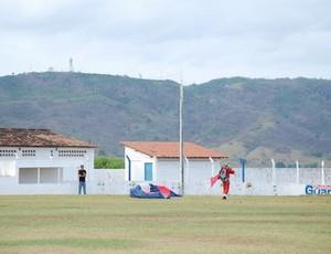 Estádio Sílvio Porto, em Guarabira (Foto: Divulgação)