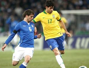 Diego Costa jogo Seleção brasileira (Foto: Mowa Press)