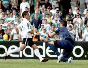 Coritiba x Atlético-PR  - Rafinha (Foto: Divulgação/site oficial do Coritiba Foot Ball Club)