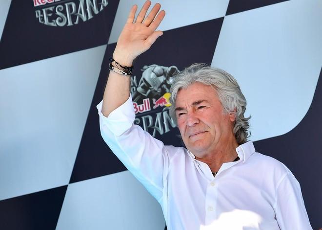 Ángel Nieto está no Hall da Fama do Mundial de Motovelocidade (Foto: Reprodrução/Twitter)