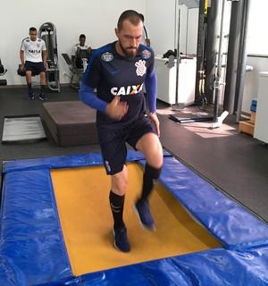 Walter, Corinthians (Foto: Daniel Augusto Jr/Ag. Corinthians)