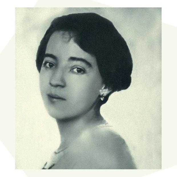 Anita Malfatti em 1912, aos 23 anos. (Foto: Romulo E Valentino Fialdini, Isabella Matheus/divulgação, Thinkstock E Reprodução)