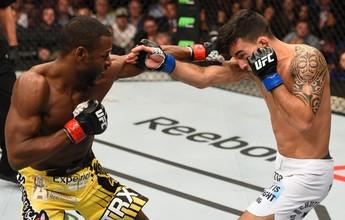 """Thomas Almeida quer juntar prêmios do UFC para """"comprar casa maior"""""""