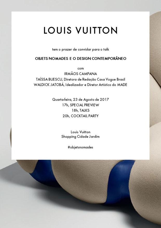 Casa Vogue e Louis Vuitton (Foto: divulgação)