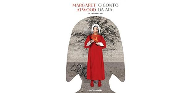 """Livro """"The Handmaid\'s Tale"""" (Foto: Divulgação)"""