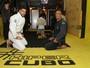 Duelo de ex-BBBs: Dourado treina com Rodrigo Portuga em sua academia no Rio