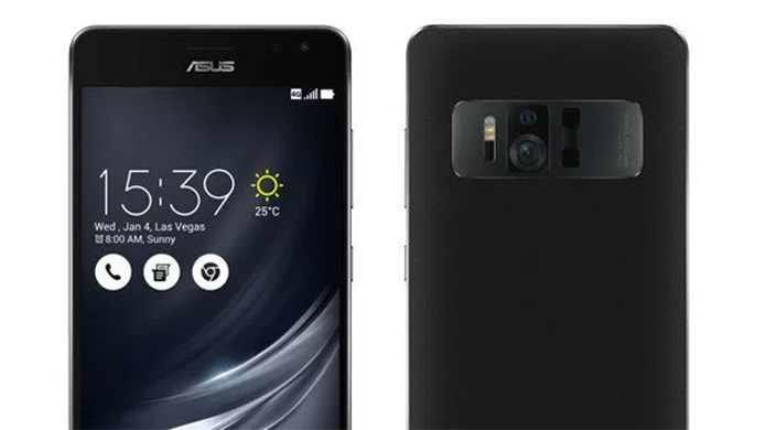 Zenfone AR será compatível com o Daydream e com o Google Tango (Foto: Divulgação/Qualcomm)