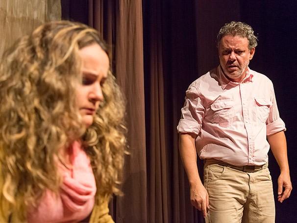 Espetáculo fala sobre o medo de perder um grande amor (Foto: Guto Muniz)