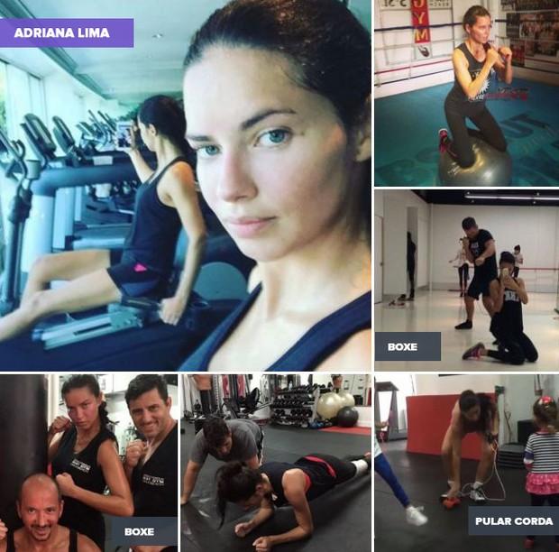 Adriana Lima (Foto: Instagram / Reprodução)