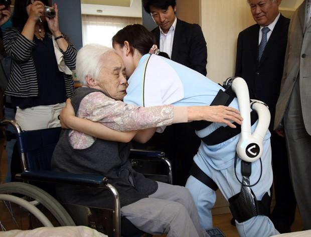 Tecnologia foi desenvolvida por pesquisador da Universidade de Tsukuba (Foto: AFP Photo/Yoshikazu Tsuno)