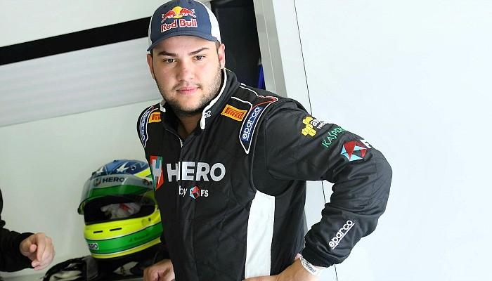 Felipe Fraga na Porsche Cup