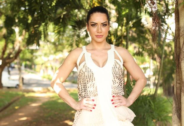 Graciella Carvalho (Foto: Iwi Onodera / EGO)