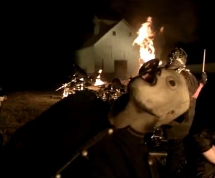 Slipknot é a atração principal do Palco Mundo nesta sexta-feira, 25 de setembro (Foto: Reprodução)