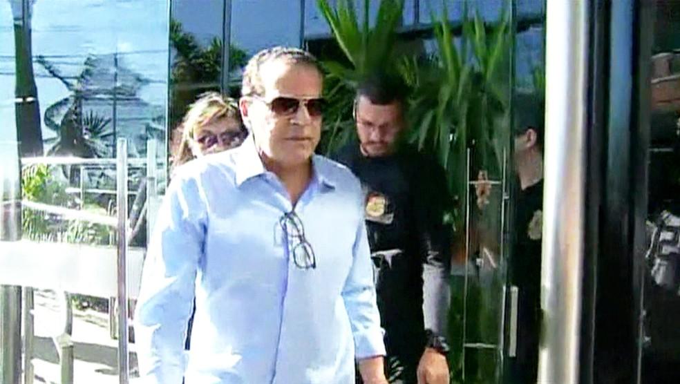 * 'Mera suposição não pode autorizar decretação da prisão', afirma defesa de Henrique Alves.