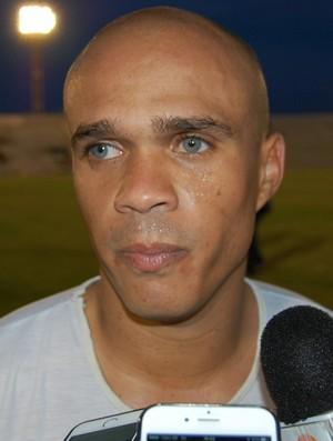 Ítalo, Treze (Foto: Silas Batista / GloboEsporte.com)