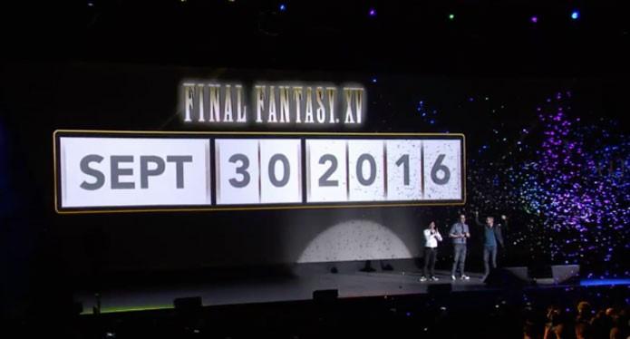 Final Fantasy 15 sai em setembro (Foto: Divulgação/Square Enix)