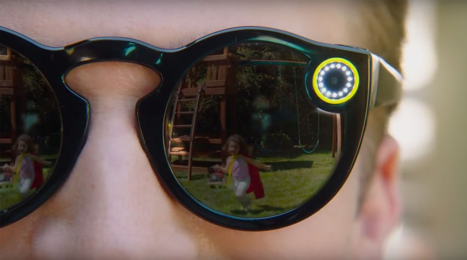 Spectacles - Snapchat (Foto: Reprodução/YouTube)