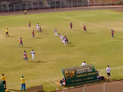 Assisense x Grêmio Prudente - Campeonato Paulista da Segunda Divisão (Foto: Victorino Netto / Rádio Cultura / Cedida)