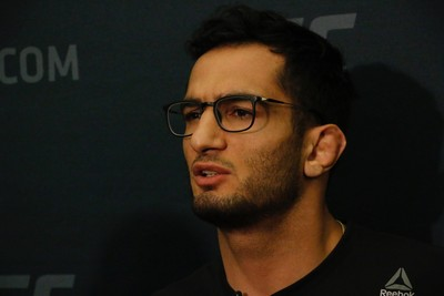 Gegard Mousasi Media Day UFC 200 (Foto: Evelyn Rodrigues)