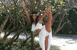 Yanca Guimarães, nova bailarina do Faustão, se inspira em Grazi Massafera e sonha com o sucesso